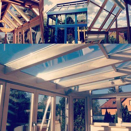 Fensterputzer Neumarkt reinigt in privaten Haushalten.